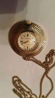 Sprzedam damski zegarek wisiorek Czajka
