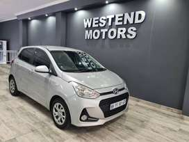 2018 Hyundai Grand i10 1.0 Motion Auto