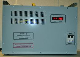 Нормализатор (стабилизатор) напряжения сети для дома, квартиры, офиса