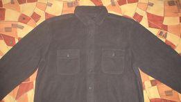 Новая мужская флисовая рубашка CHAPS р.52-54 Иордания