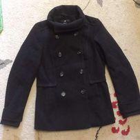 Отличное пальто, куртка, полупальто. Размер 42-44. Шерсть 60 %зима