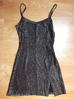 Imprezowa mini sukienka XS/S