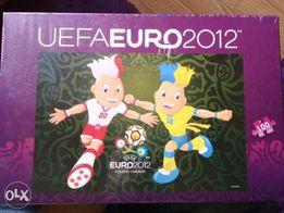 Puzzle Euro 2012 - Poland-Ukraine. Nowe!