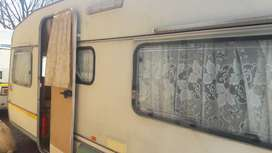 GYPSEY 4 B 1991 MODEL WITH FULL TENT AND RALLY TENT