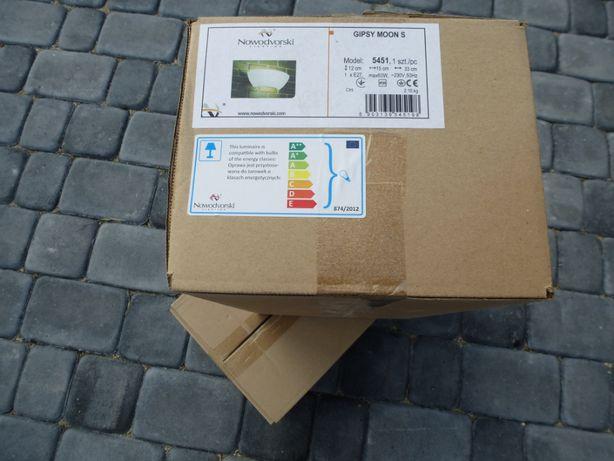 2x nowe kinkiety Lampy Nowodvorski GIPSY MOON S 5451 Mielec - image 3