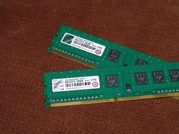Память Transcend DDR3-1333 4Gb
