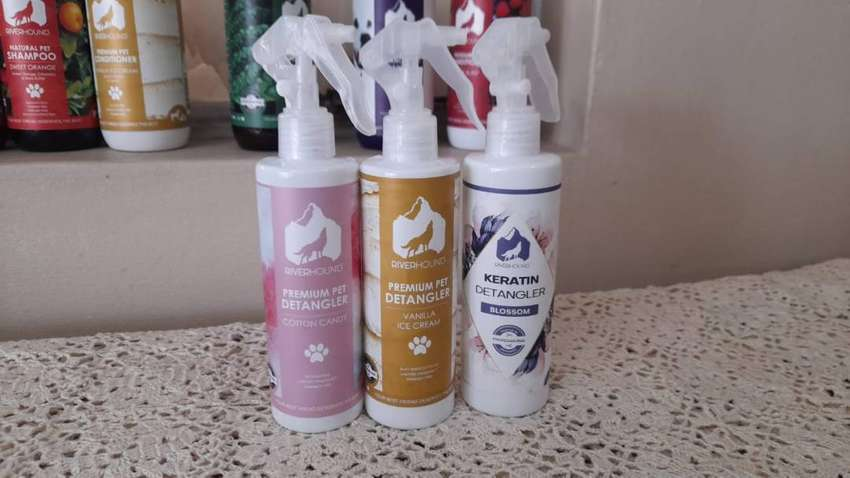 Riverhound products for pets