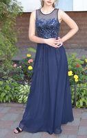 Шикарное нарядное вечернее выпускное свадебное платье!!! Для фотосесси