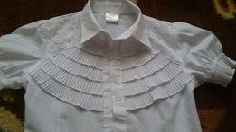 Блузка в школу