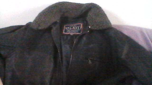 LEATHER JACKET XL 0