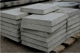 Тротуарная плитка 500х750х80 мм