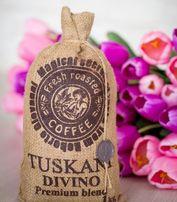 Tuskani DIVINO кофе в зернах из ИТАЛИИ! Лучшее качество на рынке! Кава