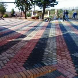 We do all types of paving with a reasonable price