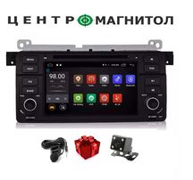 Магнитола BMW e46 M5 land rover 575 Android 7.1,RAM 2Gb, GPS, USB,