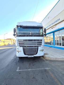 2018 DAF XF 105-460 T/T for sale