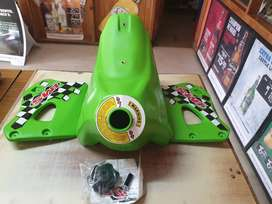 KDX200 - IMS long range fuel tank with covers. Import from USA