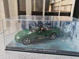 James Bond collectable cars 1:43