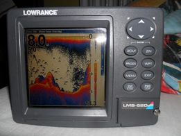Echosonda Lowrance lms 520c POLSKI