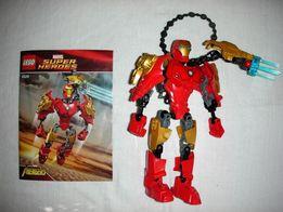 Lego Железный человек Super Heroes лего Marvel Iron Man