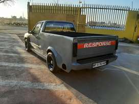 Custom built bakkie (no engine and gearbox) for sale or swop/swap?