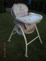Krzesełko do karmienia, leżaczek SUMMER