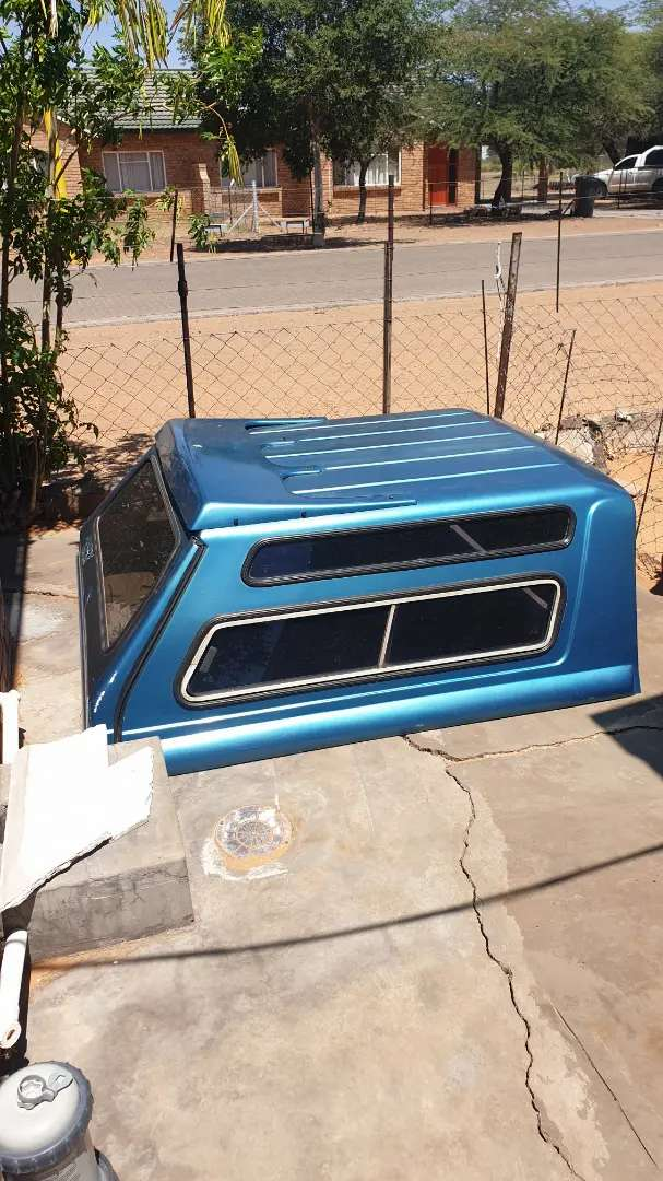 Canopy for dubble cab Ford Courier 0
