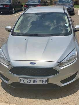 Ford focus eco boost 1.0 2017