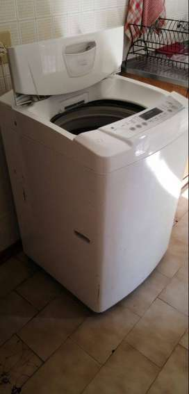18kg washing machine