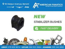 We sell new & used Stabilizer Bushes for Jeep - Dodge - Chrysler