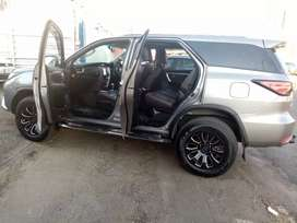 TOYOTA FORTUNER 2.8GD6 2018