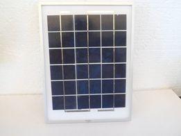 солнечная панель батарея 9 вольт 5 ватт