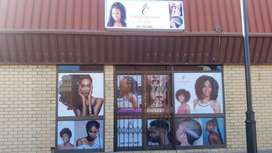 HAIR STYLIST / NAIL TECHNICIAN WORK STATION FOR RENT R2300