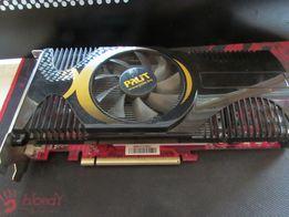 Видеокарта,NVIDIA GeForce GTS 250,512mb,GDDR3 256-bit,Palit