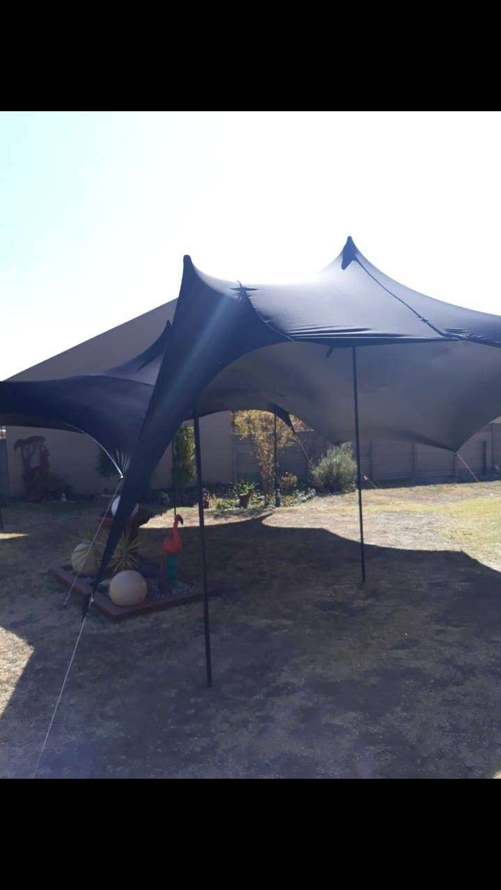 Stretch tents as a business 0