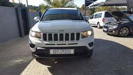 2013 Jeep compass 2.0 automatic petrol