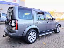 2015 Land Rover discovery 4  sport