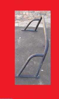 Image of unbeatable deal vw caddy roll bar and canopy R1250