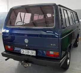 VW Kombi 2.3i For Sale