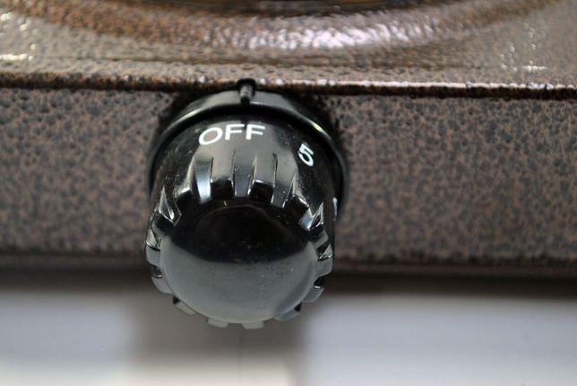 Новая Электроплита электрическая настольная печь /плита Domotec 2000Вт Харьков - изображение 4