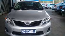 2016 Toyota Corolla Quest 1.6 Engine Capacity with Automatic Transmiss