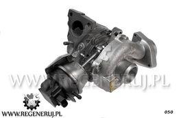 Turbosprężarka BorgWarner 03L145701A Audi A4 B8 2.0 TDI 170KM CAHA