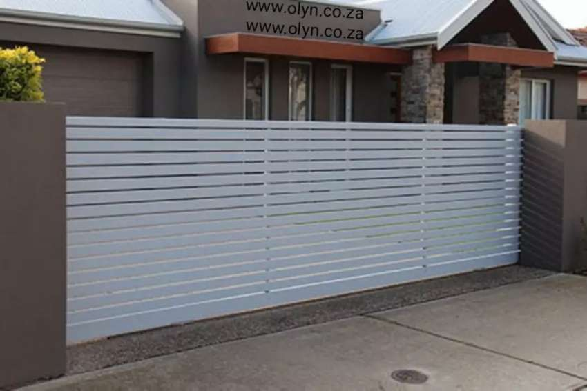 STEEL DRIVEWAY GATES AND FENCING FENCING 0