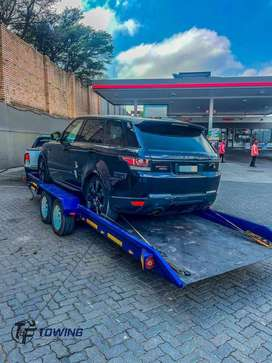 T&F Towing Services (Tow Truck)