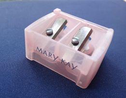 Точилка для косметических карандашей MARY KAY Pink DUAL Sharpener