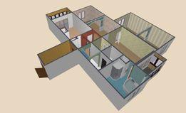 Продам 3-х комнатную VIP квартиру 129 кв.
