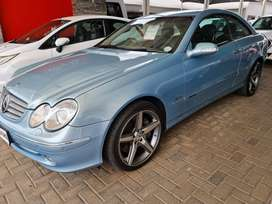 `2002 Mercedes-Benz CLK500 V8 Auto AMG-Low 101500km-Only R199900