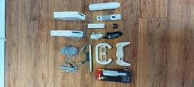 Wii console & accessories for sale
