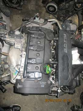 VW Golf v 2.0 gti low mileage import engine for sale