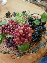Виноград декоративные овощи фрукты