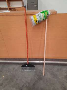 Brooms and mops for sale